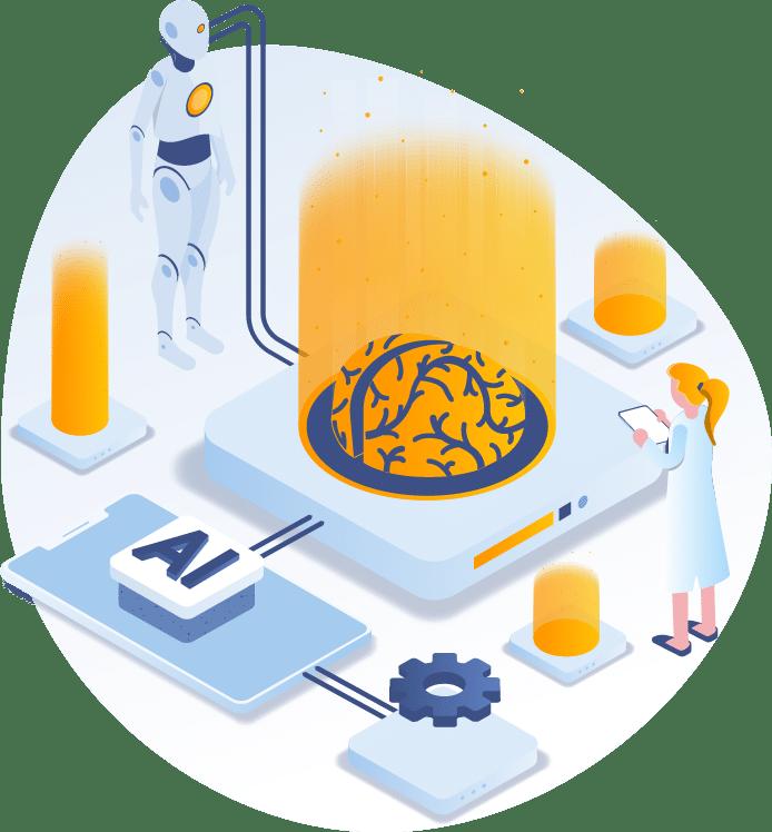Maschinelles Lernen: Künstliche Intelligenz und digitale Prozessautomatisierung