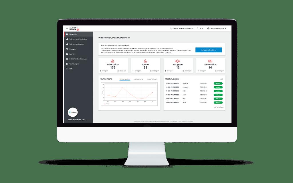 Use Case: Schenkereisen - E-Commerce Plattform